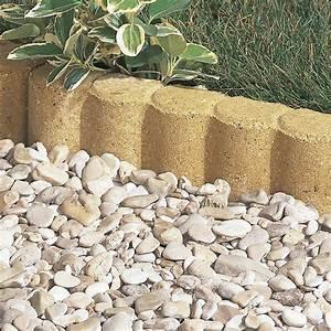 Bordure Beton Jardin : bordure droite biface b ton ton pierre x cm ~ Premium-room.com Idées de Décoration