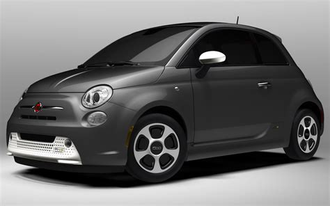 Fiat 500 Electric Car by Electric Fiat 500e New Cars Reviews