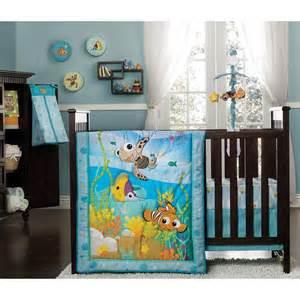 Finding Nemo Baby Crib Bedding