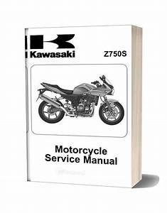 Kawasaki Z750s Service Manual