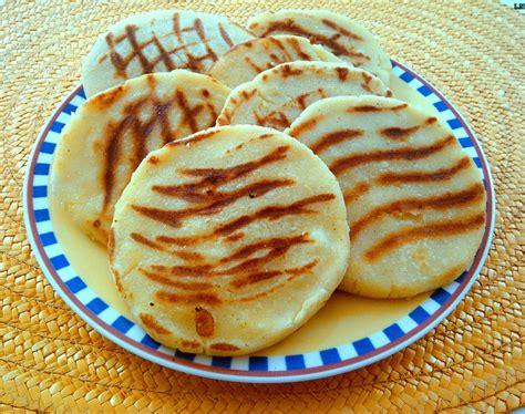 combiné cuisine arepas food arepas how to