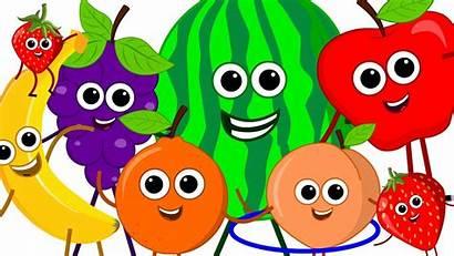 Fruits Song Songs Rhymes Nursery Fruit Learn