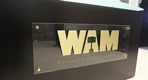 Etched Glass Signs | Frosted Glass Signage | Impact Signs