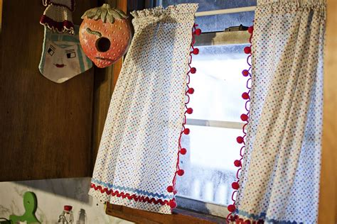 vintage cafe curtains quality time retro cafe curtains 3167