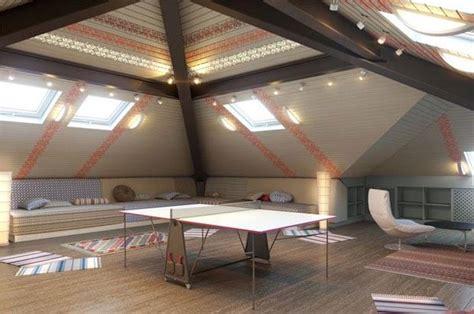 proekt  dizayn mansardnogo etazha  takzhe raznoobrazie