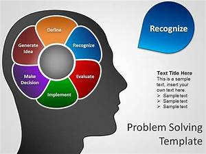 Free Brain Powerpoint Template With Diagram Free Download