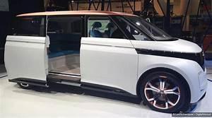 Combi Volkswagen Electrique Prix : ces 2016 volkswagen budd e le nouveau combi la sauce lectrique les num riques ~ Medecine-chirurgie-esthetiques.com Avis de Voitures