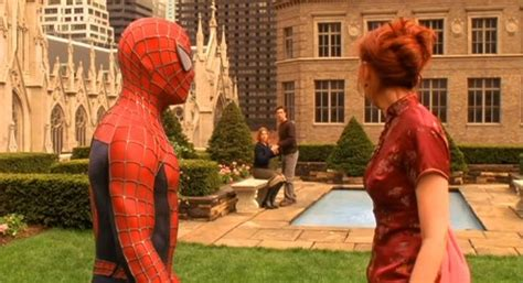 The Marvel Movies Spiderman (2002)  The Film Yap