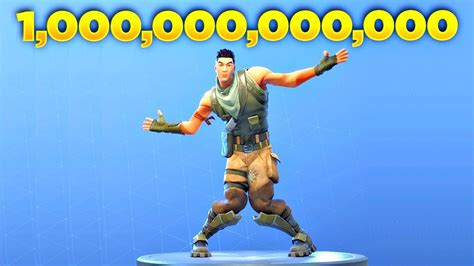 I Played Fortnite Default Dance Over 1 Trillion Times And