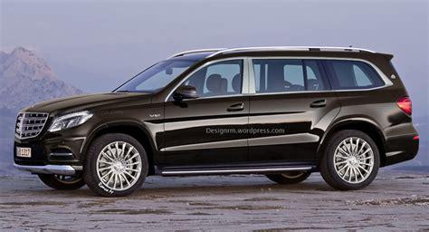 Renders  2019 Mercedes Gls (gl Successor) Germancarforum