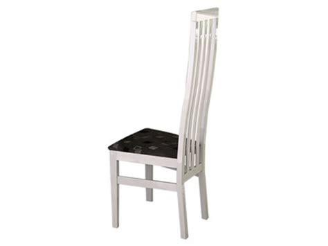 chaise séjour chaise sejour matrix gris perle