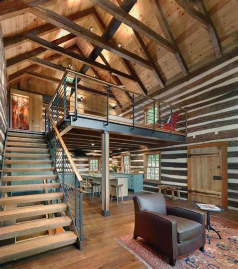 le garde corps mezzanine jolies idees pour lofts avec mezzanine archzinefr