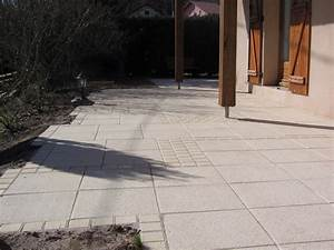 dalle pour allee de garage 12 dalles et paves With dalle pour allee de garage