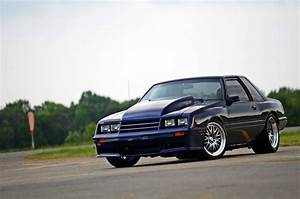 This Insane 1987 Fox-Body Ford Mustang Is a Blend of Several Generations - Hot Rod Network