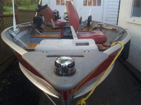Fishing Boat For Sale Victoria by Lund Ssv Fishing Boat Package For Sale Saanich Victoria