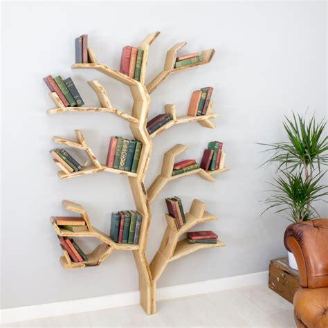 pin  jennifer hansen  library tree bookshelf