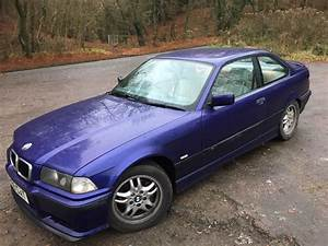 Bmw E36 Velvet Blue Individual 318is Manual Rare