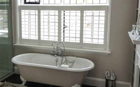 bathroom shutters surrey blinds shutters