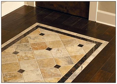 Home Tiles : Marble Floor Tile Patterns