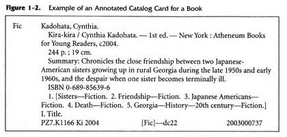 chapter  guidelines  standardized cataloging  children association  library