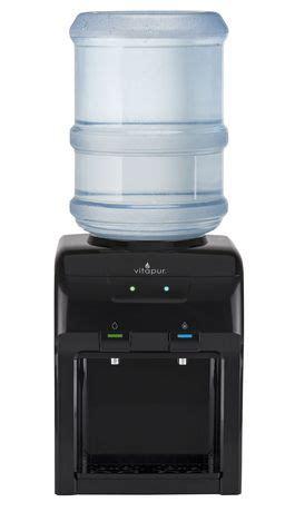 countertop water cooler canada vitapur vwd2036w 1 countertop water dispenser walmart canada