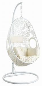 Fauteuil En Forme D Oeuf : fauteuil oeuf blanc en polyr sine sur pied pinterest bureaus ~ Teatrodelosmanantiales.com Idées de Décoration