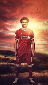 Mohamed Salah Liverpool Wallpapers - Wallpaper Cave