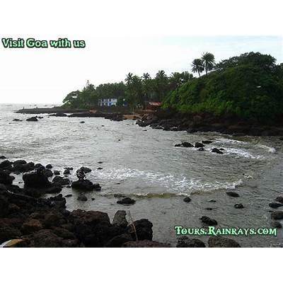 Tourist Attraction India: Dona Paula Beach Goa