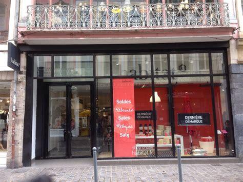 magasin canap lille habitat lille magasin de meubles 36 rue esquermoise