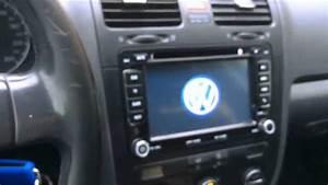 Golf 5 Radio : installazione autoradio vw golf 5 mk5 install 2 din gps ~ Kayakingforconservation.com Haus und Dekorationen