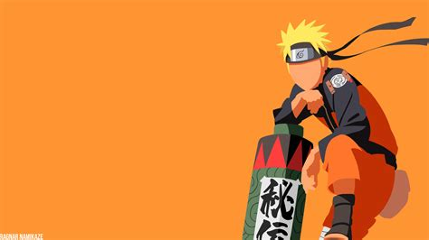 Download 4k anime wallpapers.available in hd, 4k resolutions for desktop & mobile phones. Naruto Uzumaki Minimalist Wallpaper, HD Minimalist 4K Wallpapers, Images, Photos and Background