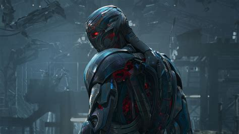 wallpaper ultron supervillain   age  ultron