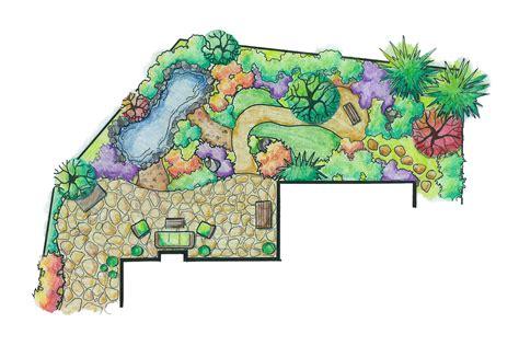 no lawn garden san ramon plan view loversiq
