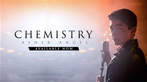 asher angel releases   single chemistry