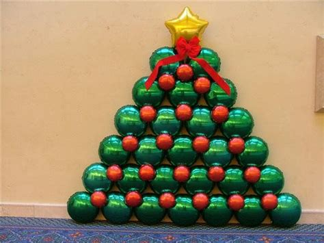 24 best images about decoraciones con globos para navidad