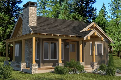 cabin style house plan 2 beds 1 00 baths 824 sq ft plan 895 91