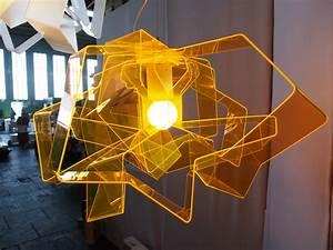 Lampe Mit Mehreren Lampenschirmen : geniale acrylglas leuchten von dookke design berlin ~ Markanthonyermac.com Haus und Dekorationen
