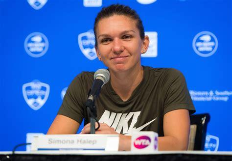 Simona Halep pierde finala de la Cincinnati în fața Garbinei Muguruza