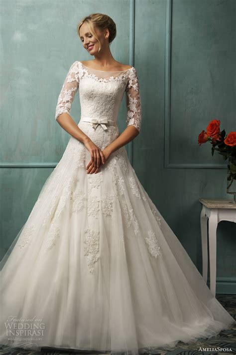 best wedding dresses for brides ameliasposa 2014 wedding dresses wedding inspirasi