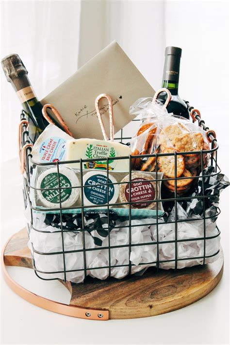 ultimate cheese gift basket playswellwithbutter