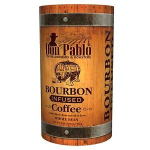 At don pablo coffee, we believe that a cup of coffee is never just a cup of · cafe don pablo signature blend: 25oz Don Pablo Bourbon Infused Specialty Coffee | eBay