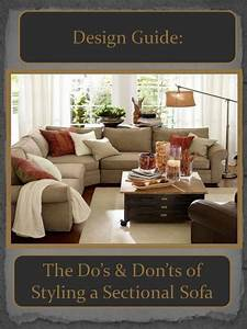 Design guide how to style a sectional sofa confettistyle for Sectional sofa placement