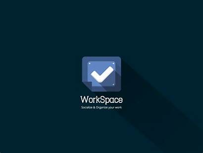 Workspace Animation Dribbble Space Management Project