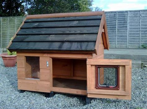 Outside Cat House For Multiple Cats  Pinx Pets