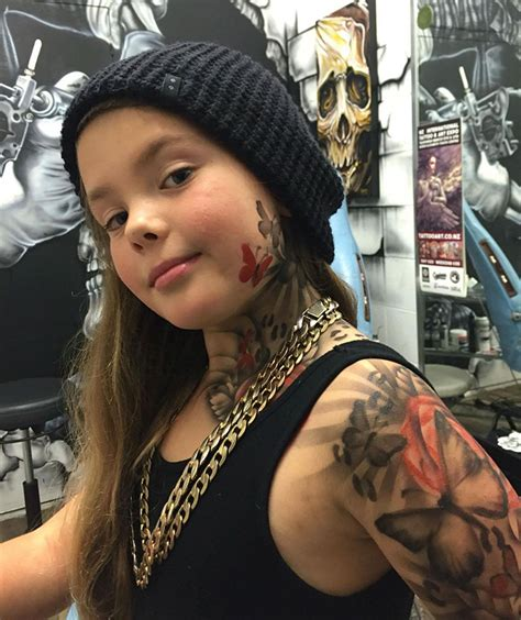 artist  sick kids awesome tattoos   life