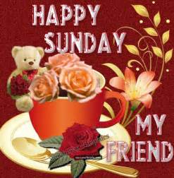 happy sunday my friend pictures photos and images for and