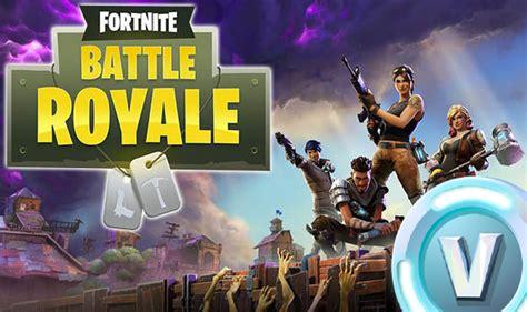 fortnite battle royale generator  bucks unlimited ps