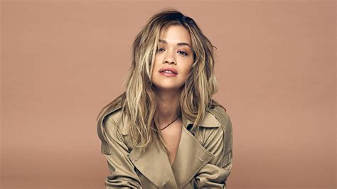 Rita Ora Gives Philanthropic Causes A Boost
