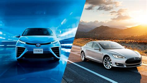 Electric Car Fuel by Battery Electric Versus Hydrogen Fuel Cell Vehicles Which