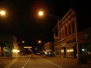 Downtown Marengo IL